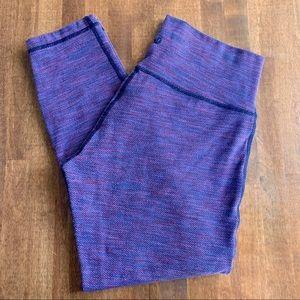 Lululemon Athletica heather leggings